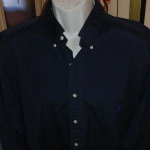 Dry clean only Ralph Lauren polo shirt size 2xlt